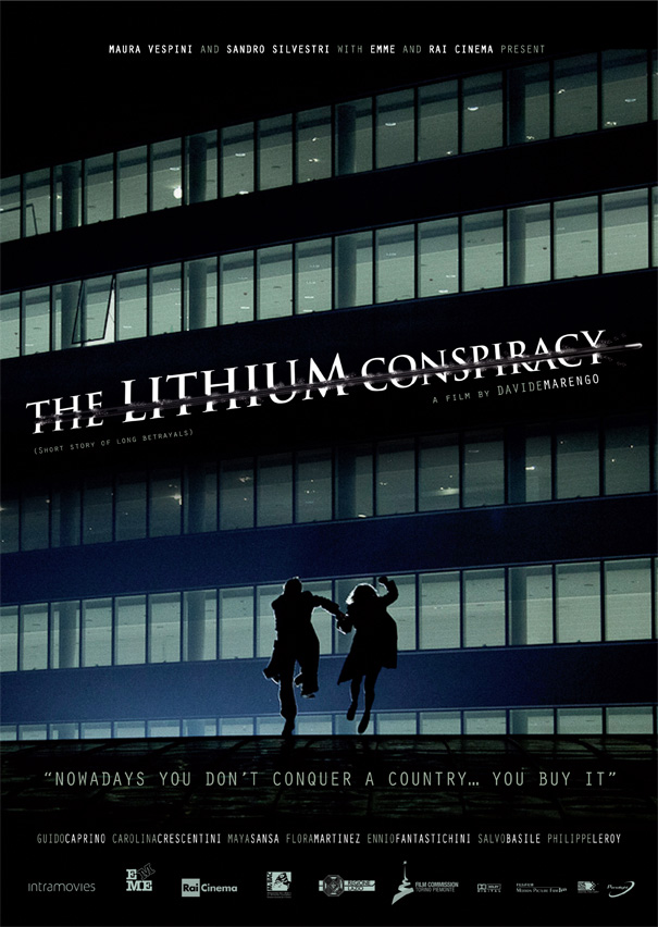 The Lithium Conspiracy Poster